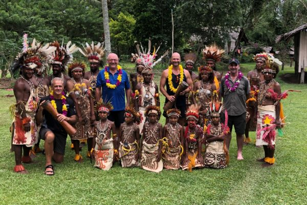 Non-trekking Kokoda & Cultural Tour photo